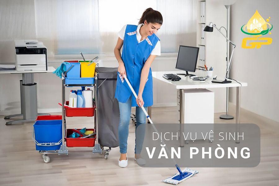 Dịch vụ vệ sinh Văn Phòng Vĩnh Long