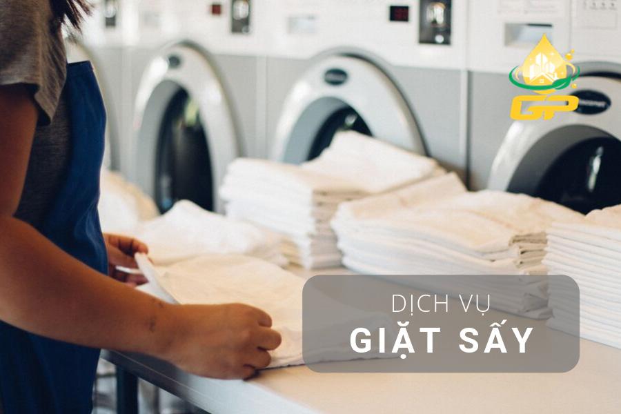 Dịch vụ giặt sấy Gia Phú - Vĩnh Long - Sa Đéc