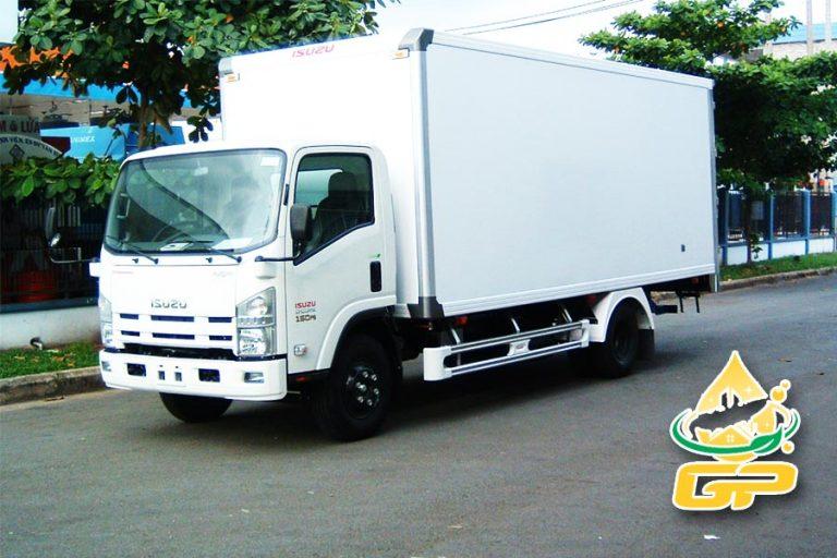 Dịch vụ Xe tải chở thuê Vĩnh Long