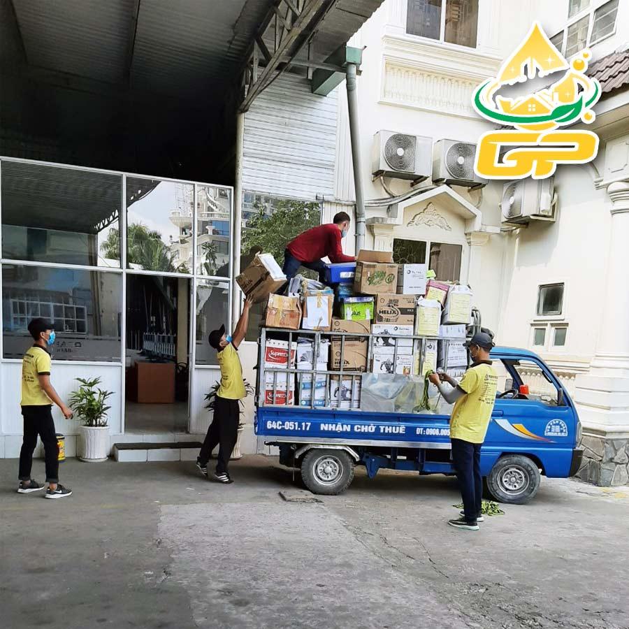 Dịch vụ vận chuyển hàng hóa, nội thất chuyên nghiệp