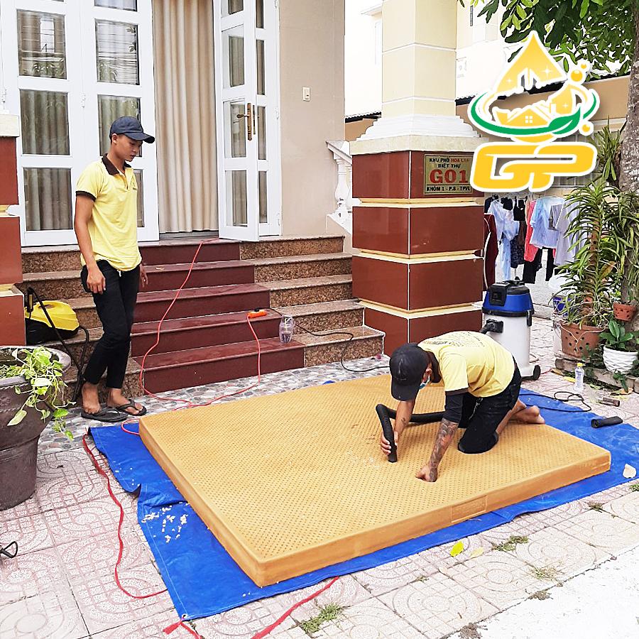 Giặt nệm chuyên nghiệp tại Vĩnh Long - Đồng Tháp